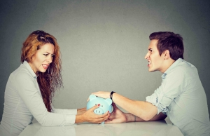 Discussion about spousal support