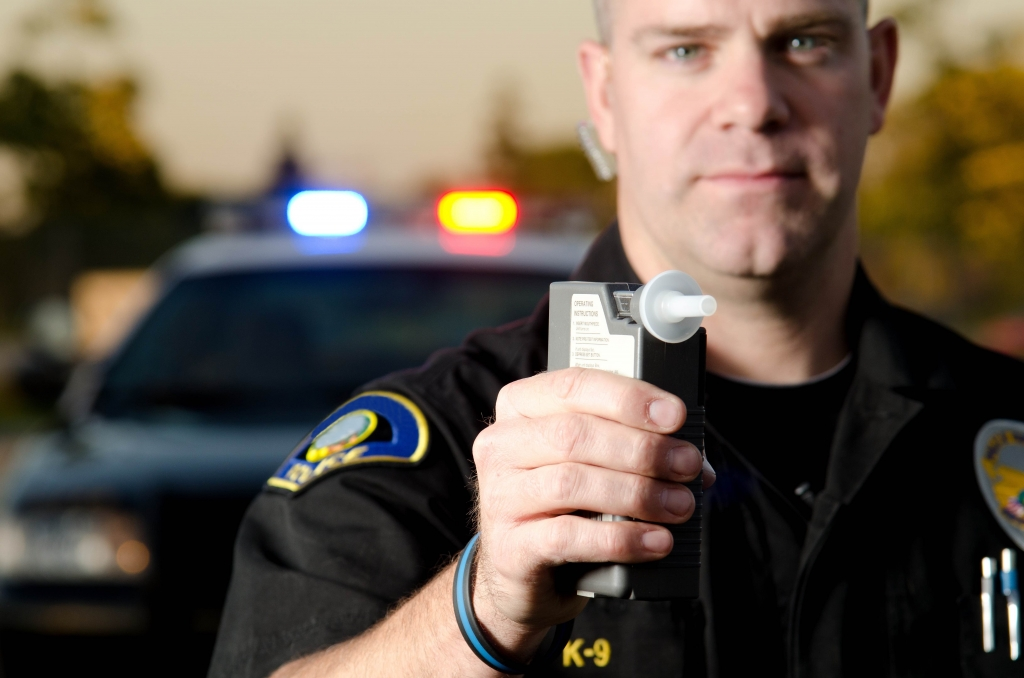 DUI police officer