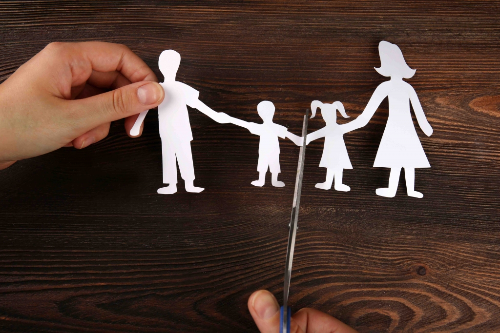 custody in divorce cases