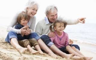 can grandparents get visitation rights