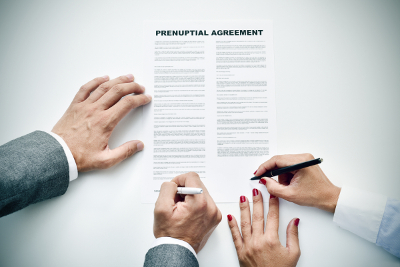specifics of prenuptial agreements in Arizona