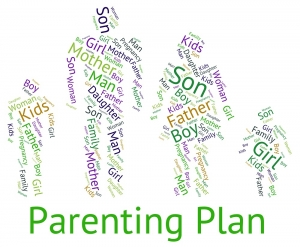 family law parenting plan