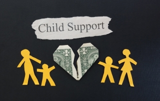 how to modify child support
